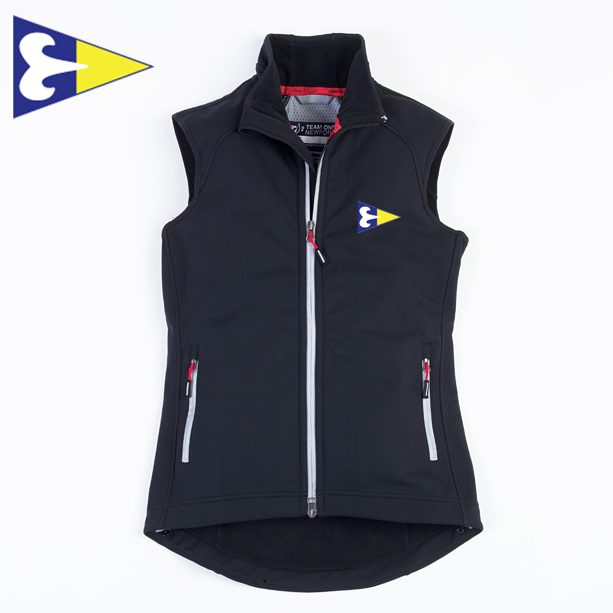 RIYC - Women's SOFTSHELL VEST