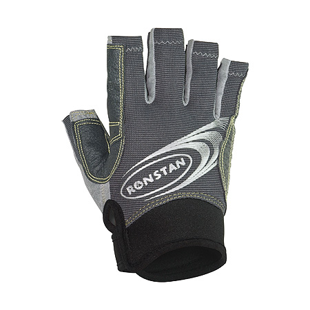 RONSTAN SHORT FINGER STICKY RACE GLOVE (RF4880)