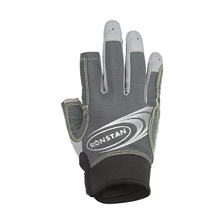 RONSTAN LONG FINGER STICKY RACE GLOVE (RF4881)
