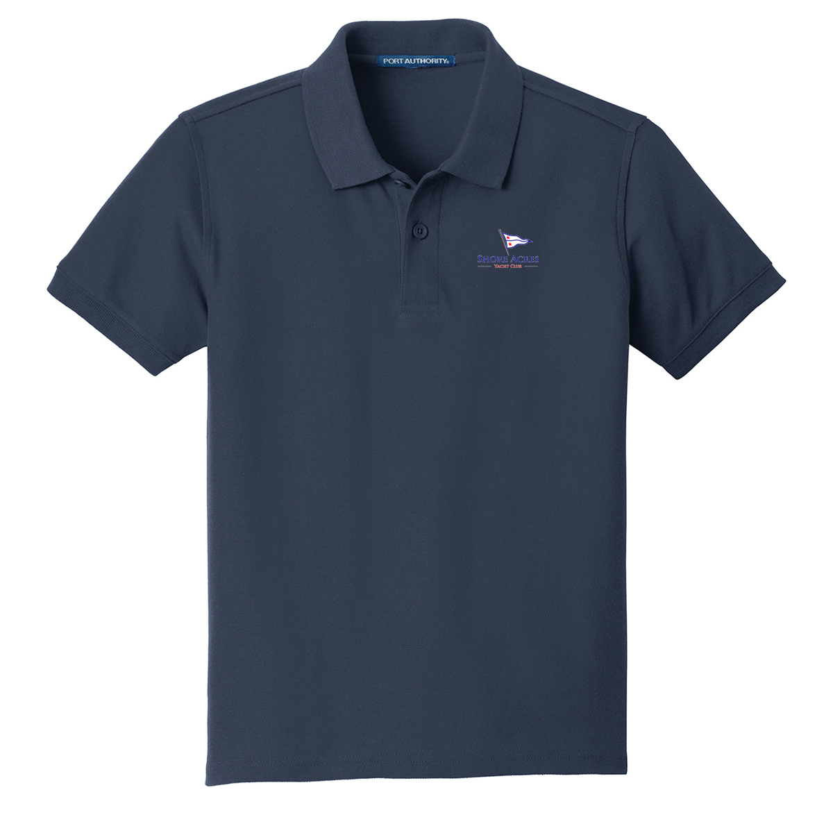 QUISSETT YC - Kid's COTTON POLO
