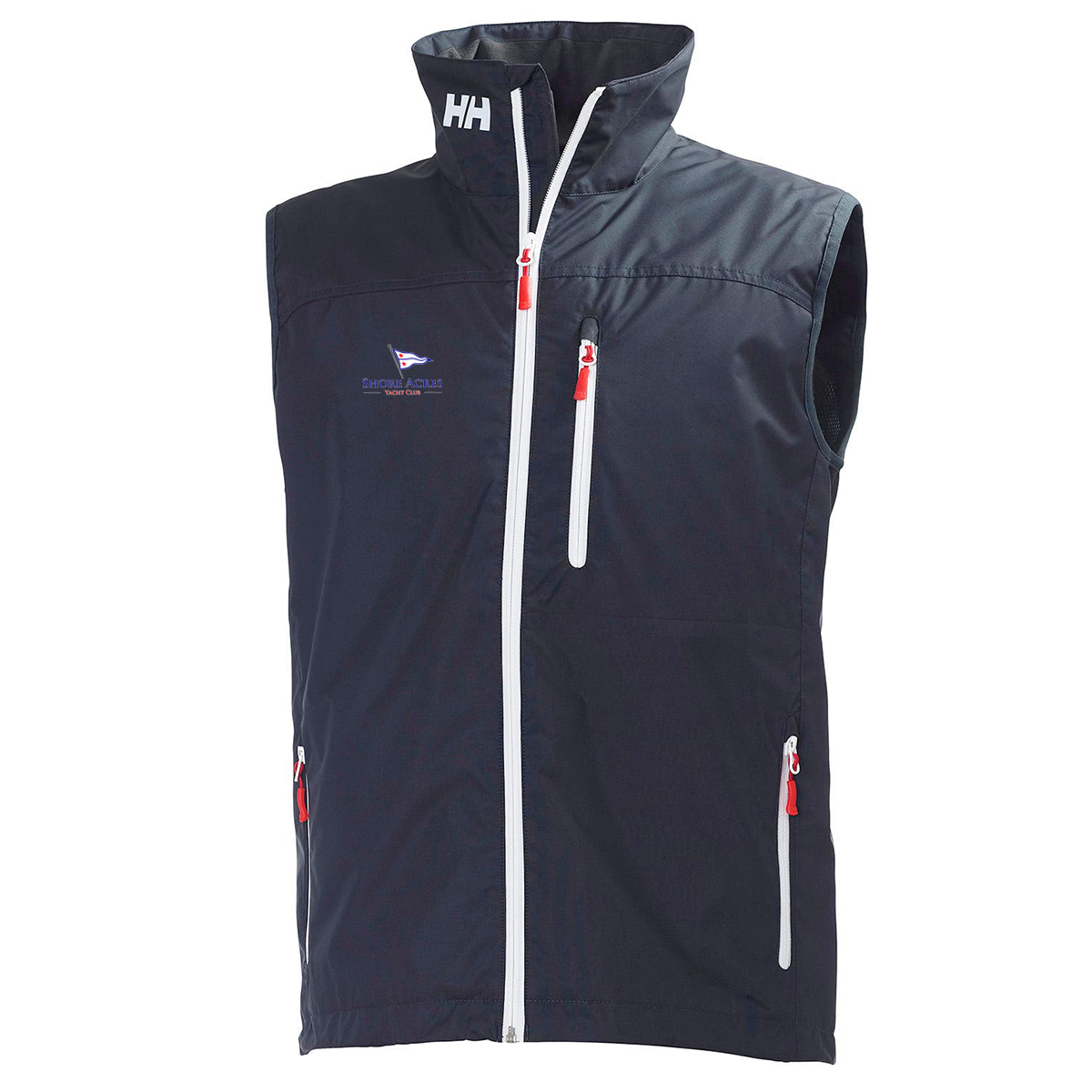 Shore Acres Yacht Club - Men's Helly Hansen Crew Vest ( SAYC401)