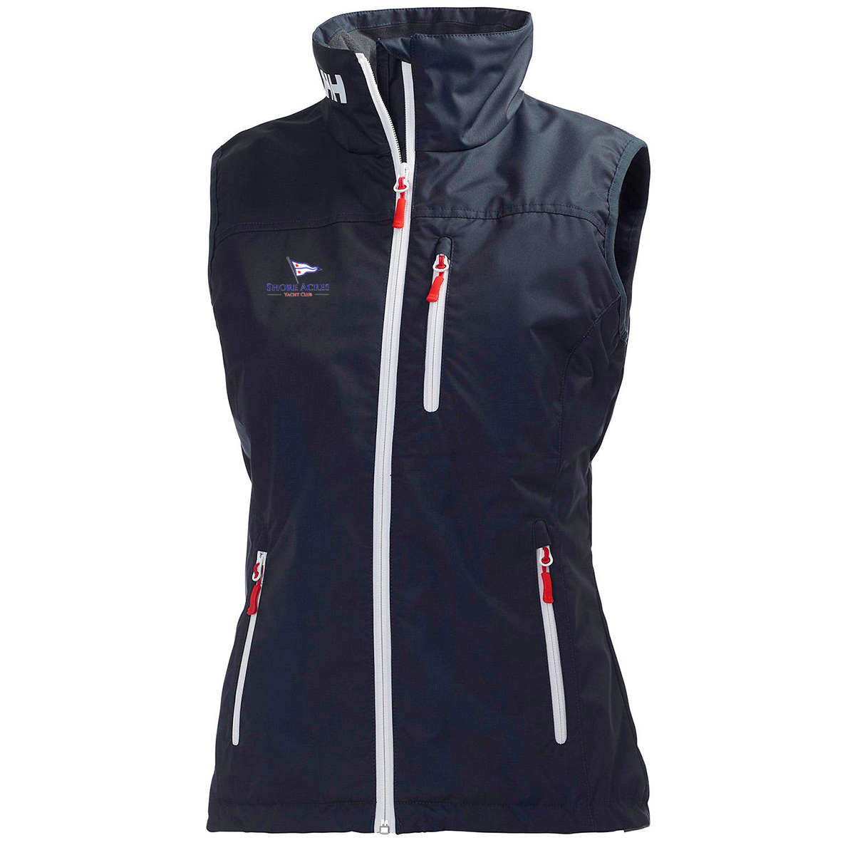 Shore Acres Yacht Club - Women's Helly Hansen Crew Vest (SAYC402)