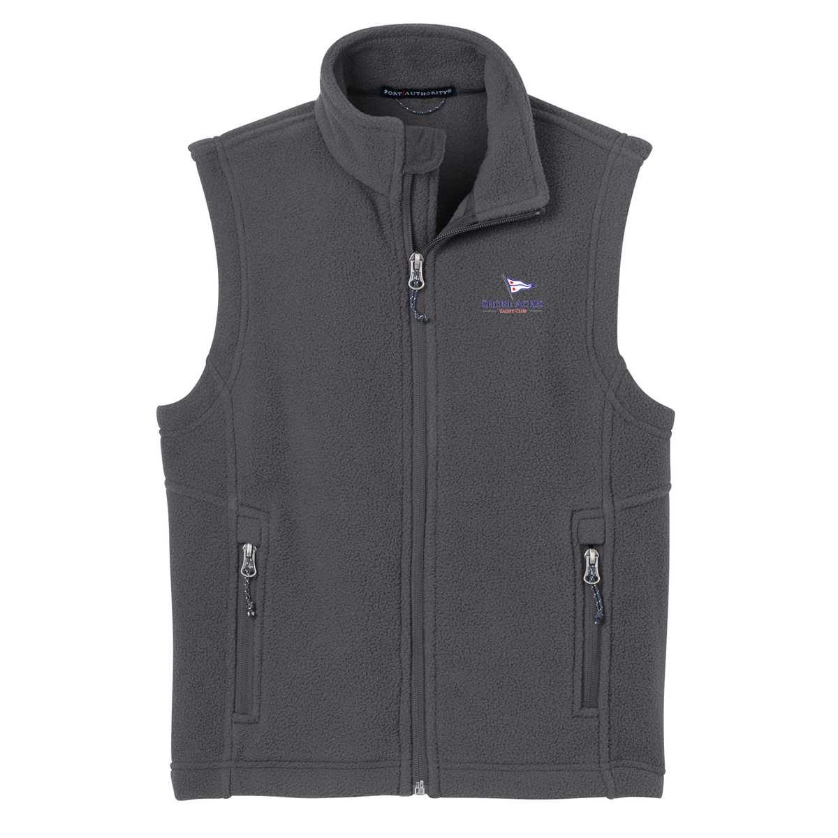 SHORE ACRES YC - PA YOUTH VALUE FLEECE VEST