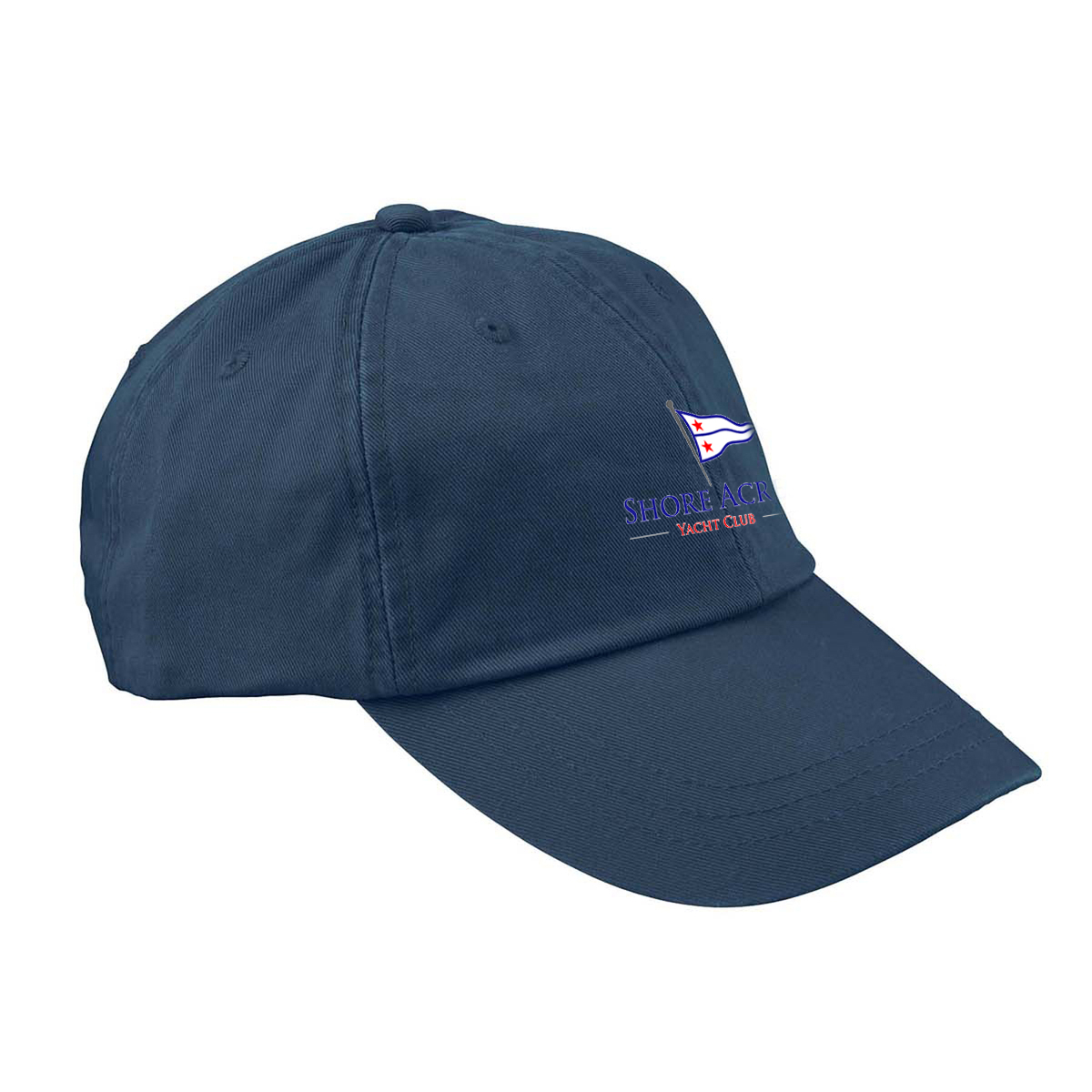 SHORE ACRES YC - ADAMS OPTIMUM PIGMENT DYED CAP
