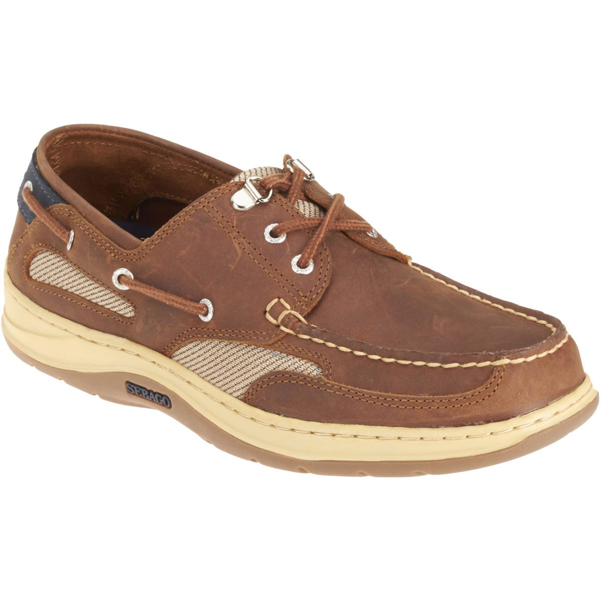 SEBAGO CLOVEHITCH II - WALNUT (B24367)