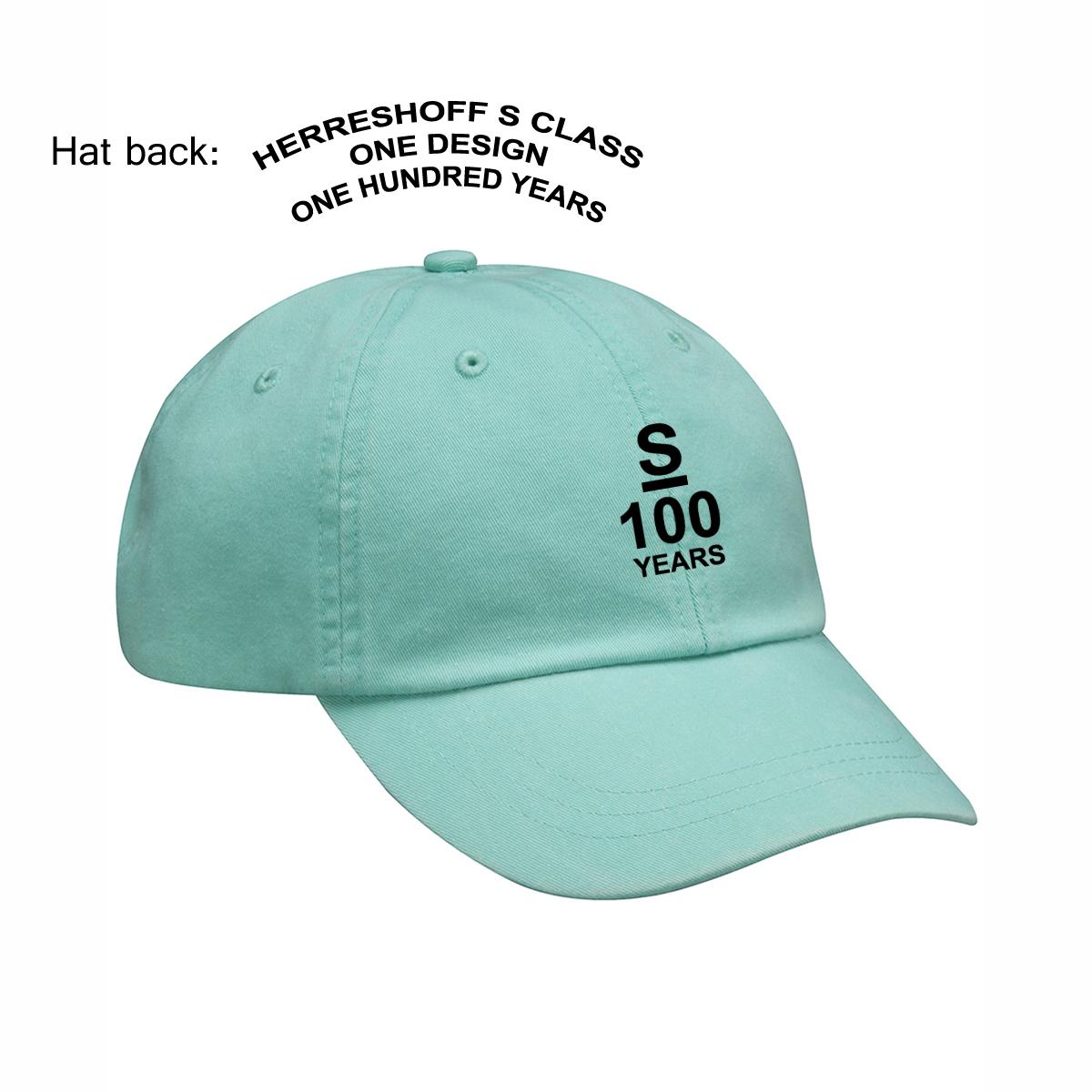 S Class Centennial 100 - Cotton Cap (SCLC901)