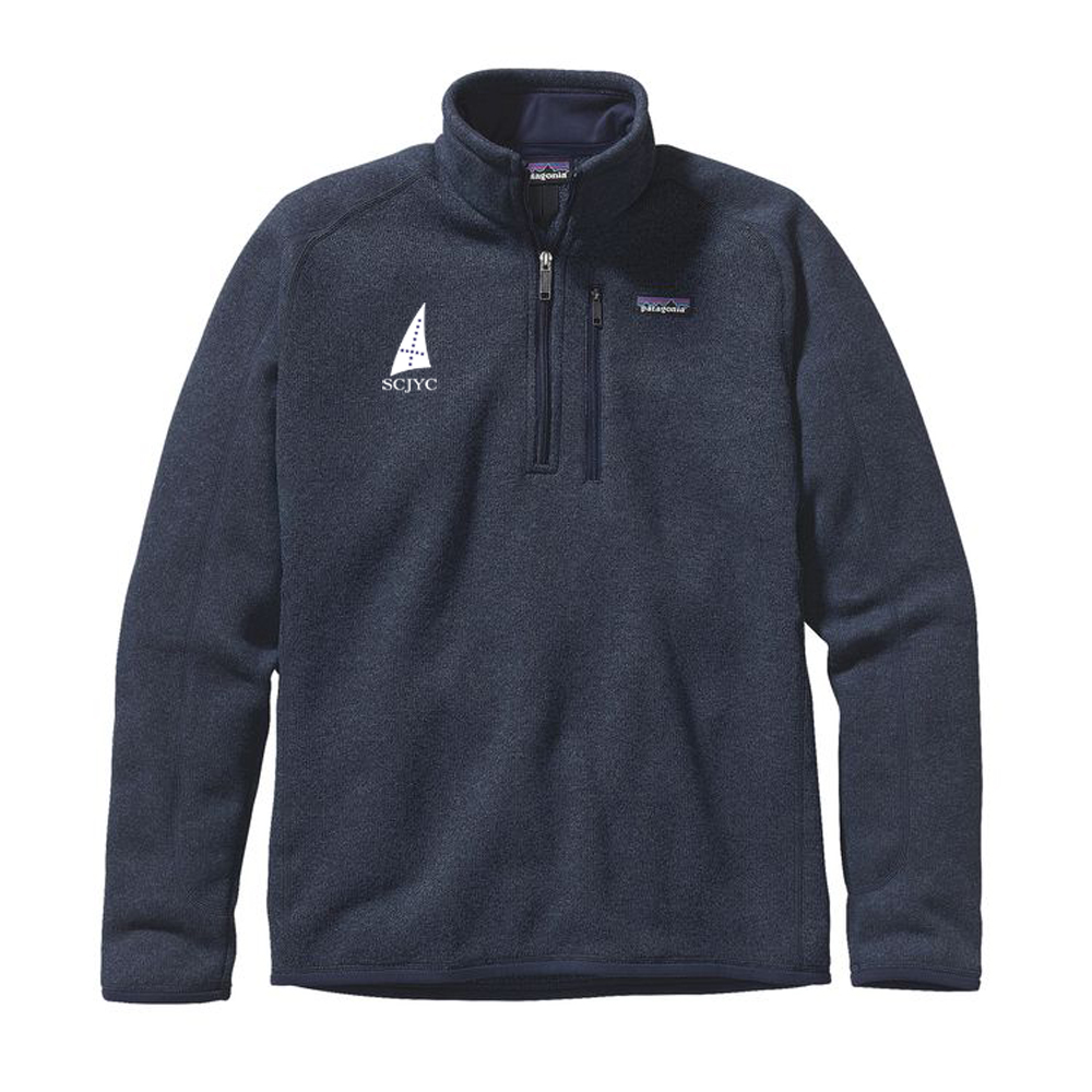 SCJYC- M'S PATAGONIA BETTER SWEATER 1/4 ZIP