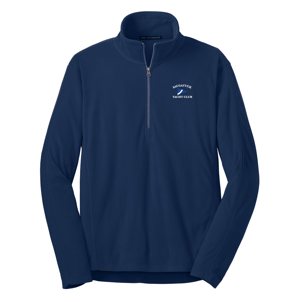 SAUGATUCK YACHT CLUB M'S FLEECE PULLOVER