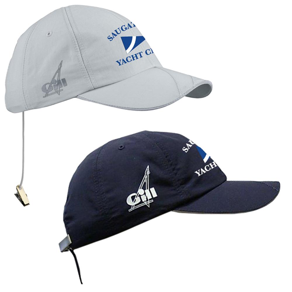 SAUGATUCK YACHT CLUB GILL TECHNICAL UV CAP
