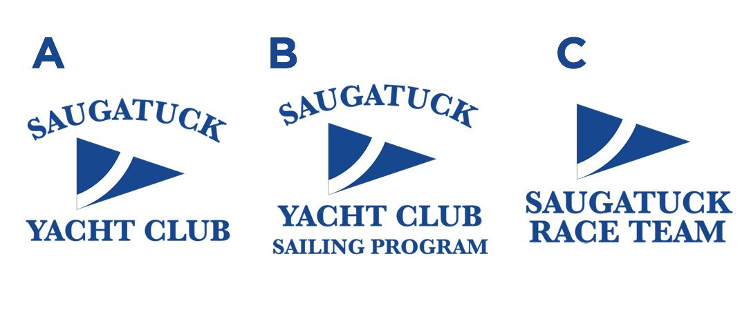 SAUGATUCK YACHT CLUB YACHT CLUB EMBROIDERY