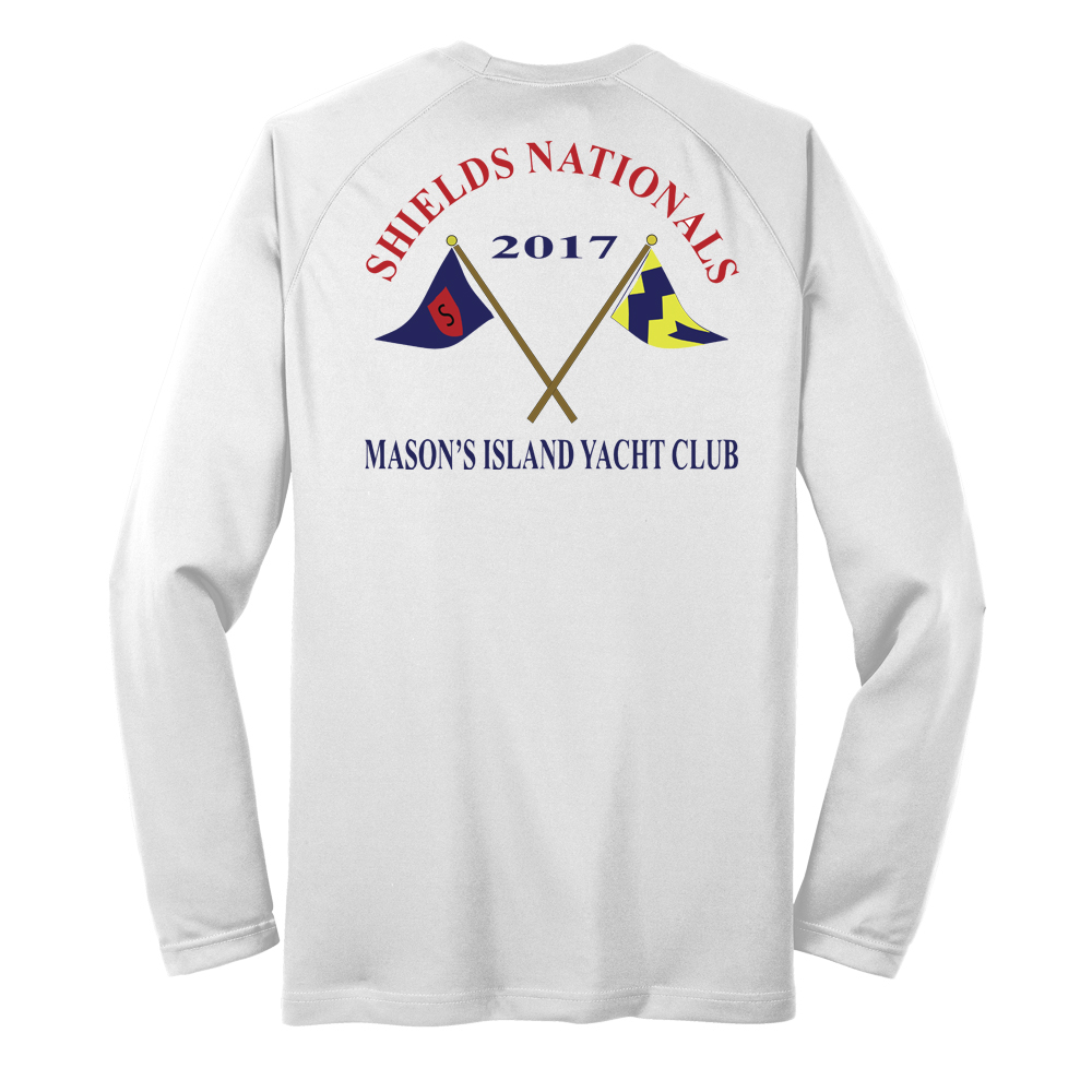 SHIELD NATIONALS - M'S L/S TECH TEE