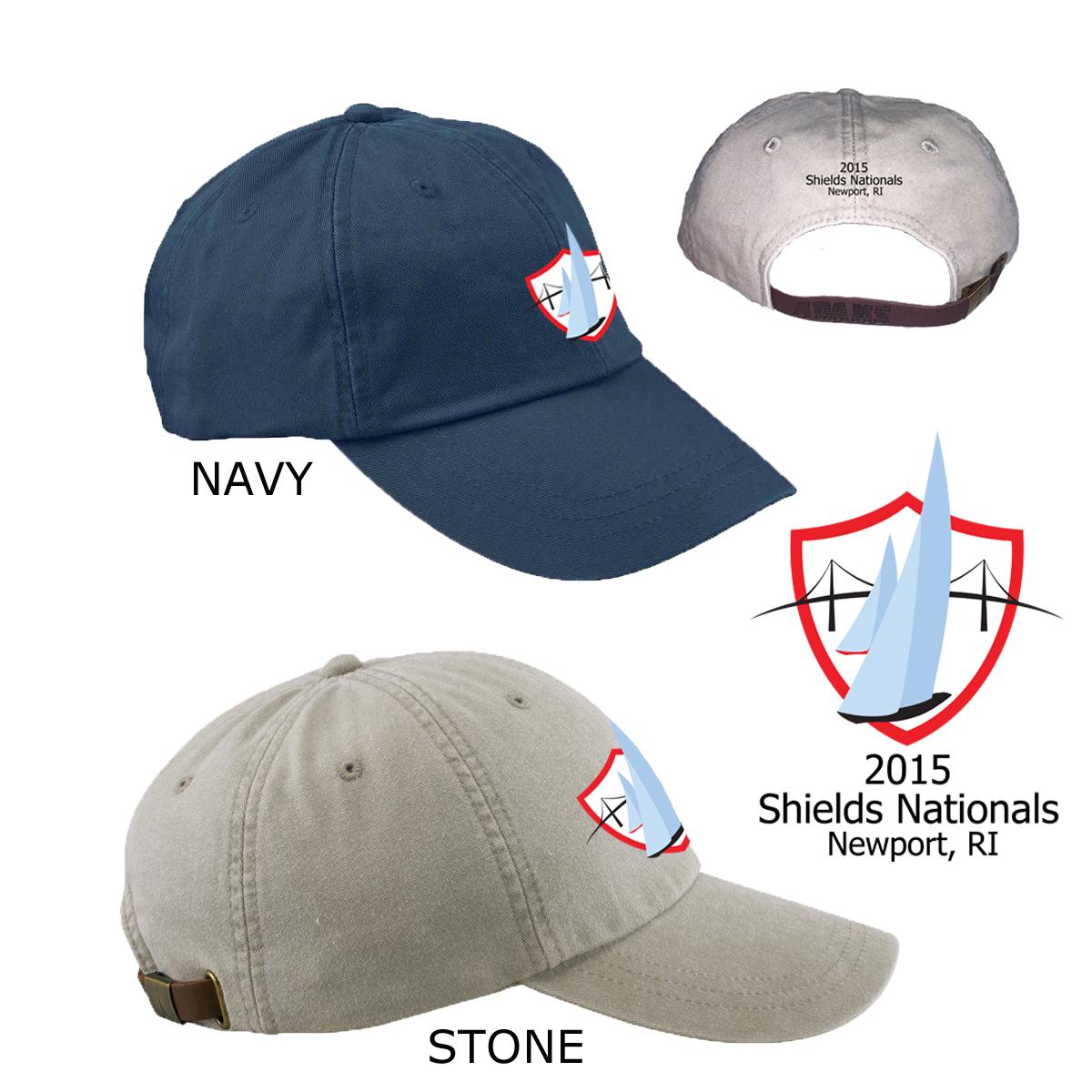 SHIELD NATIONALS- ADJUSTABLE HAT