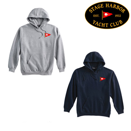 SHYC - ADULT HOODED SWEATSHIRT