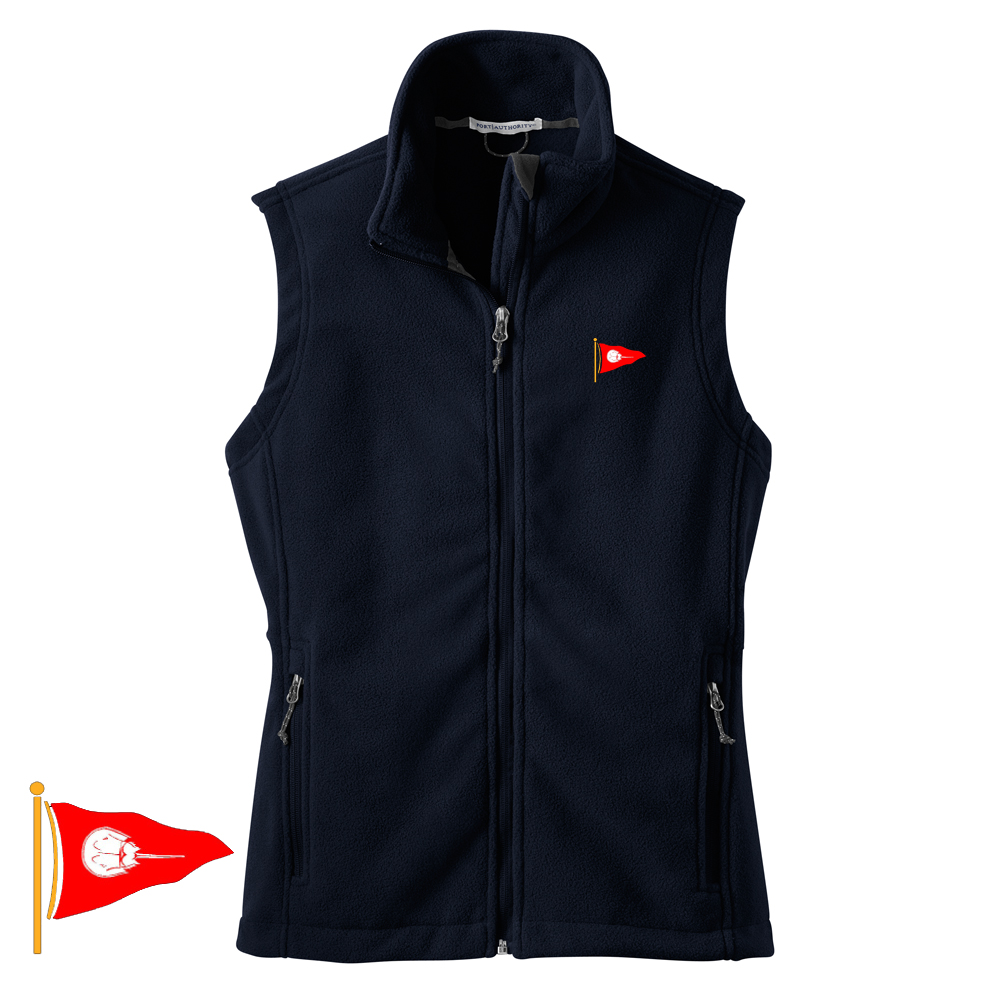 SHYC - WOMEN'S FLEECE VEST