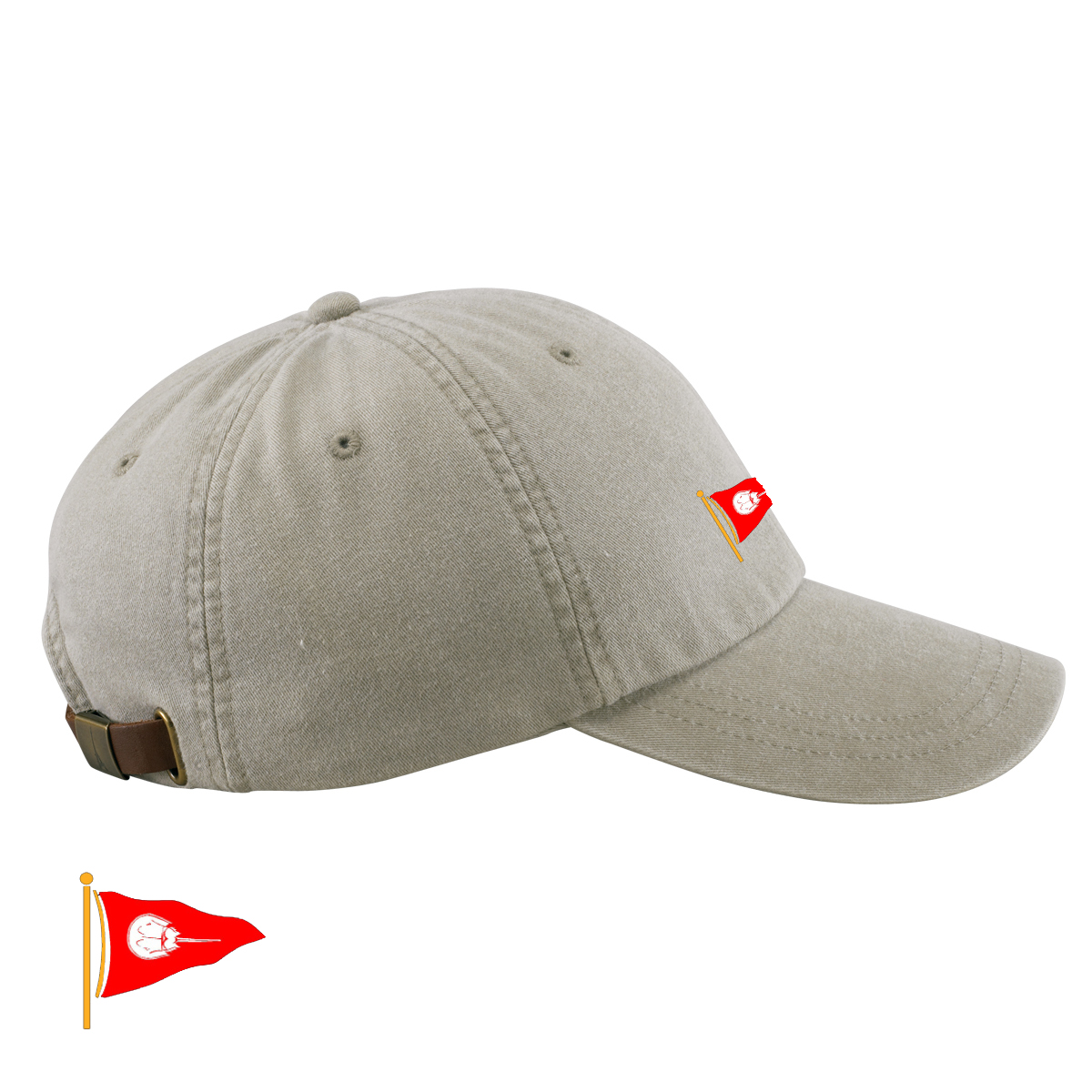 Stage Harbor Yacht Club - Cotton Hat