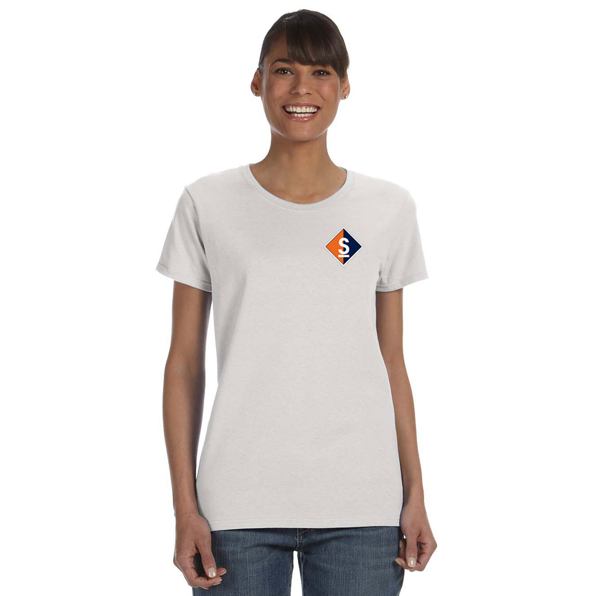 SAIL MAINE - Women's S/S TECH TEE