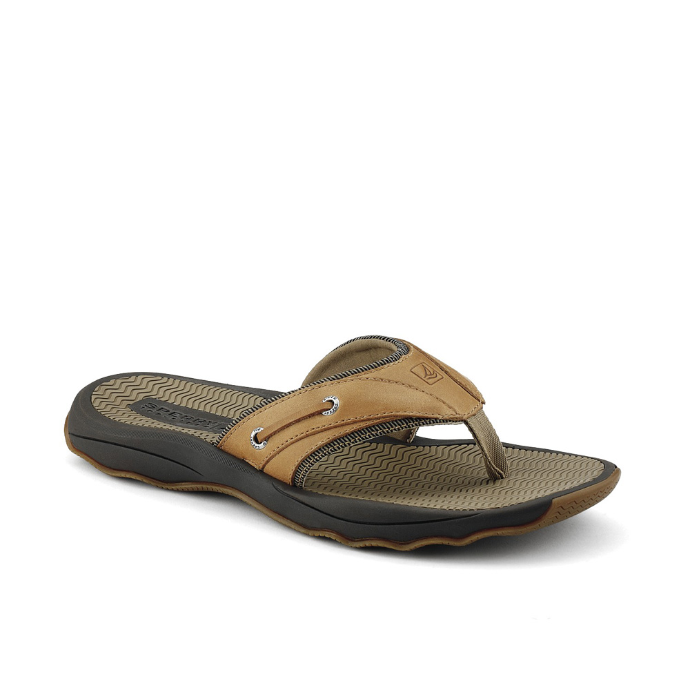 SPERRY OUTER BANKS THONG TAN (1277003)