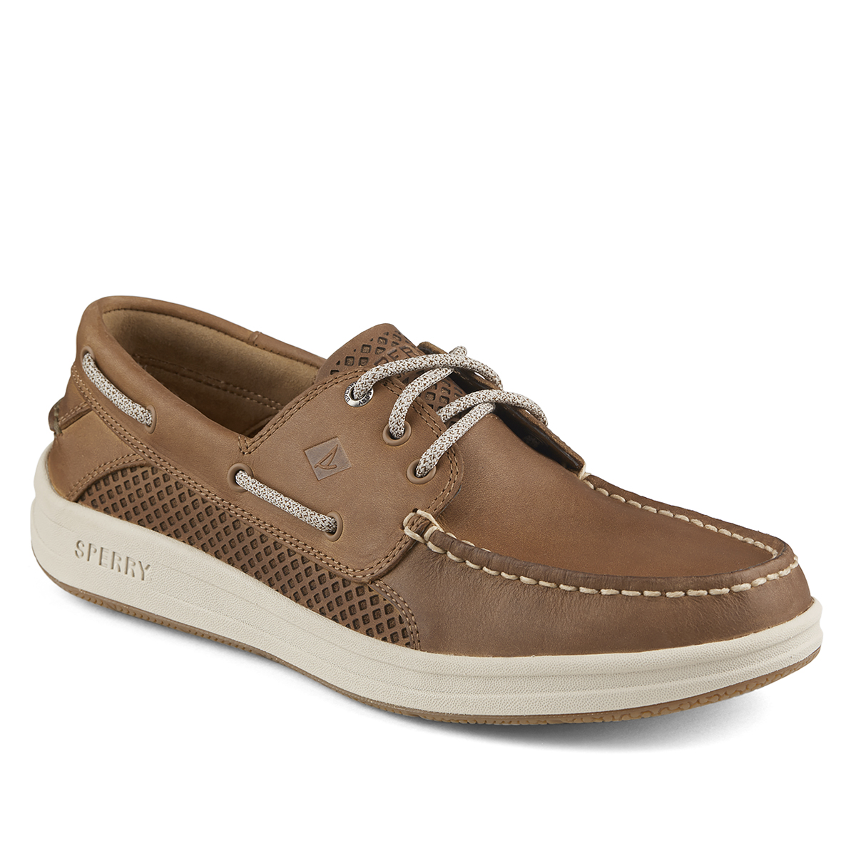 SPERRY MEN'S GAMEFISH 3-EYE BOAT SHOE (STS14239)
