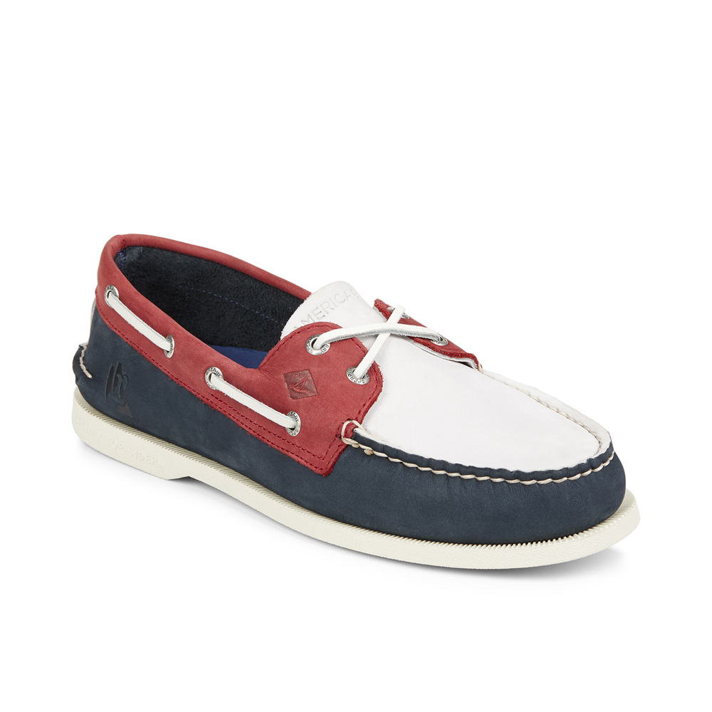 SPERRY 2-EYE A/O BOAT SHOE - NEW YORK EDITION (STS15521)