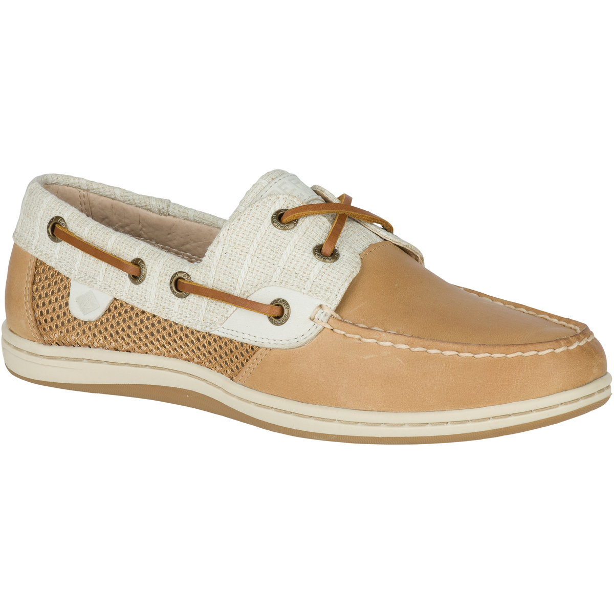 SPERRY WOMEN'S KOIFISH STRIPE BOAT SHOE (STS98170)