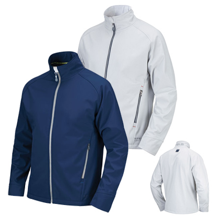 SPERRY MENS SOFTSHELL JACKET (STSM-03)