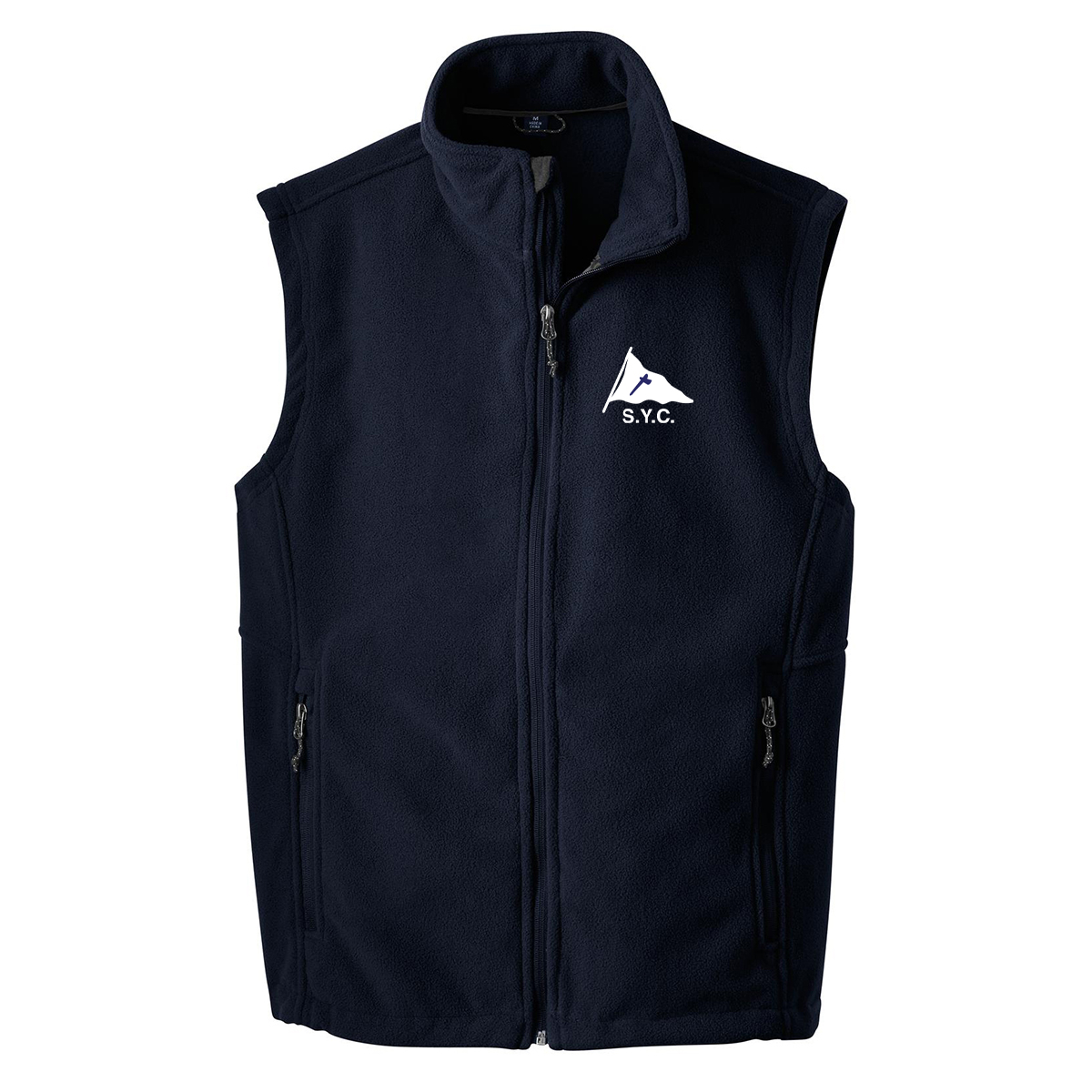 SQUANTUM YC - PA MEN'S FLEECE VEST