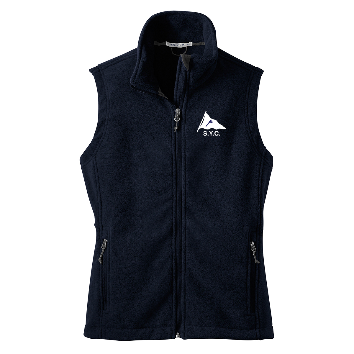 SQUANTUM YC - PA WOMEN'S FLEECE VEST