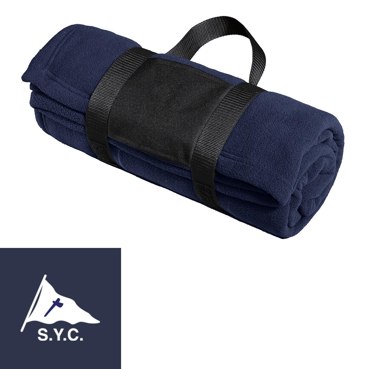 SQUANTUM YC - FLEECE BLANKET