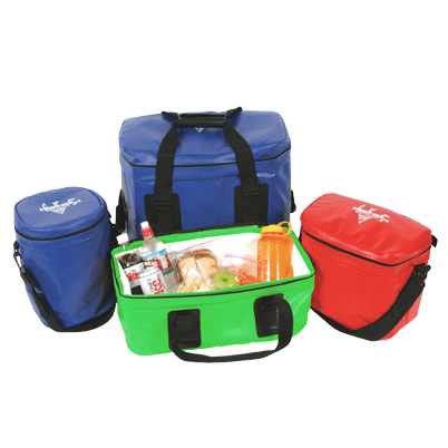 SEATTLE SPORTS FROSTPAK SOFT COOLER 25 QT BLUE