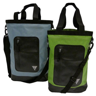 SEATTLE SPORTS HYDRALIGHT 3 ROLL TOTE SM/GREEN
