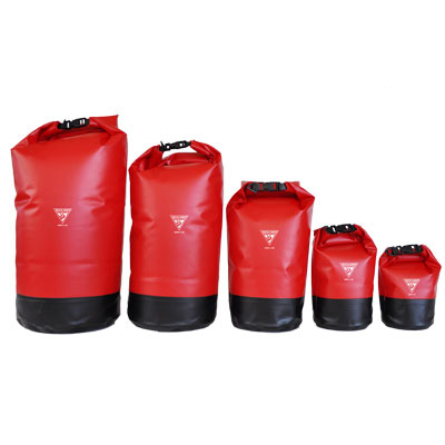 SEATTLE SPORTS EXPLORER DRY BAG 55 LT RED