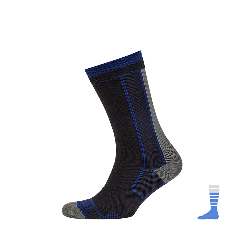 SEAL SKINZ THIN MID LENGTH SOCK (1111403004)