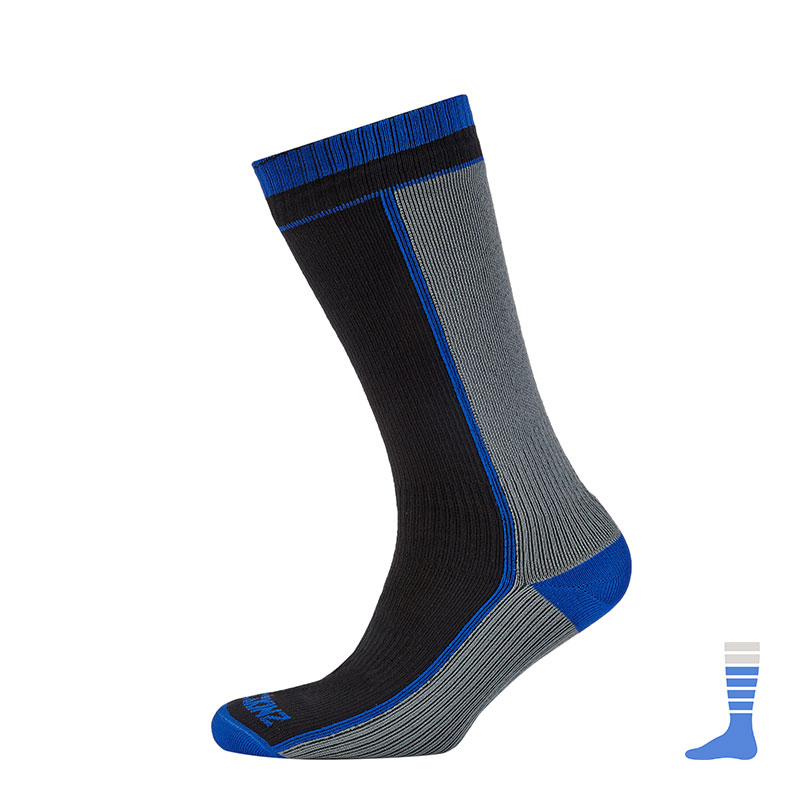 SEAL SKINZ MID WEIGHT MID LENGTH SOCK (1111405004)