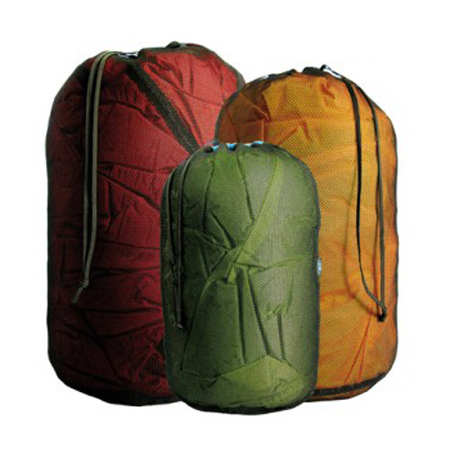 SEA TO SUMMIT MESH SACKS 7 X 15 - 9 LITER