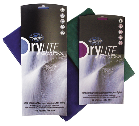 SEA TO SUMMIT XS DRYLITE TOWEL 12 X 24 in (271)