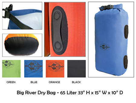 SEA TO SUMMIT - BIG RIVER DRY SACK 65L (368)