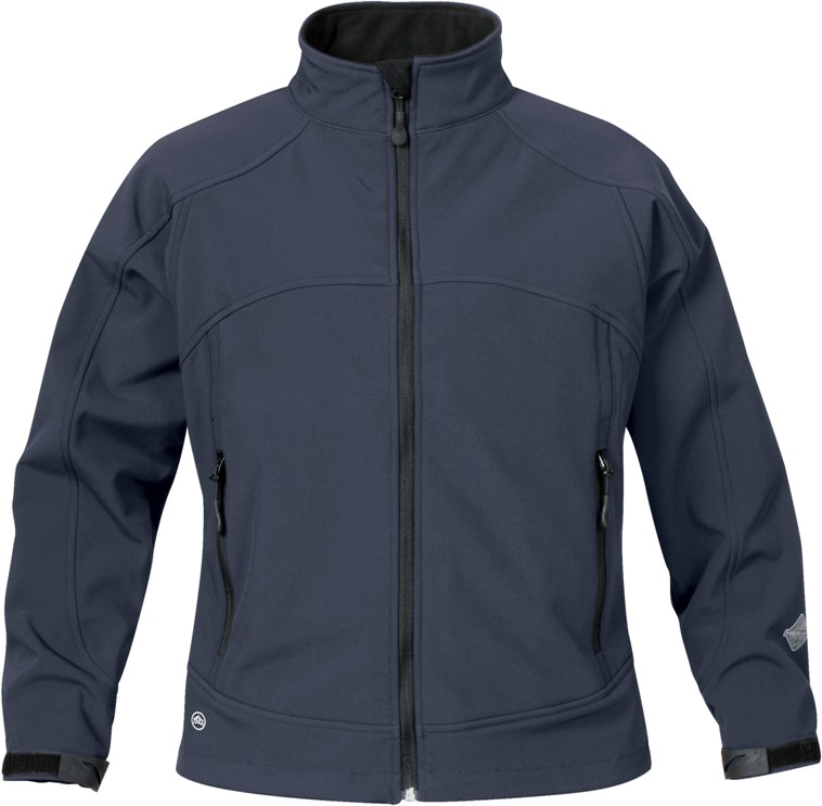 STORMTECH LADIES BONDED SHELL JACKET (STTBX-2W)