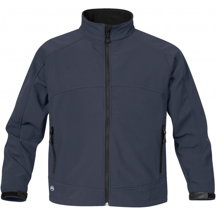 STORMTECH M'S CIRRUS BONDED SHELL JACKET (BX-2)