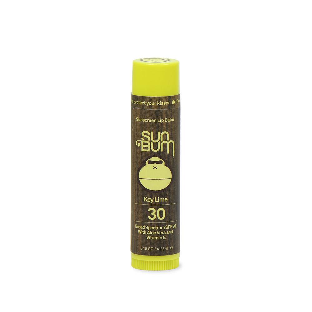 SUN BUM SPF 30 KEY LIME LIP BALM (46025)