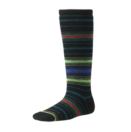 SMARTWOOL KID'S WINTERSPORT STRIPE (198)