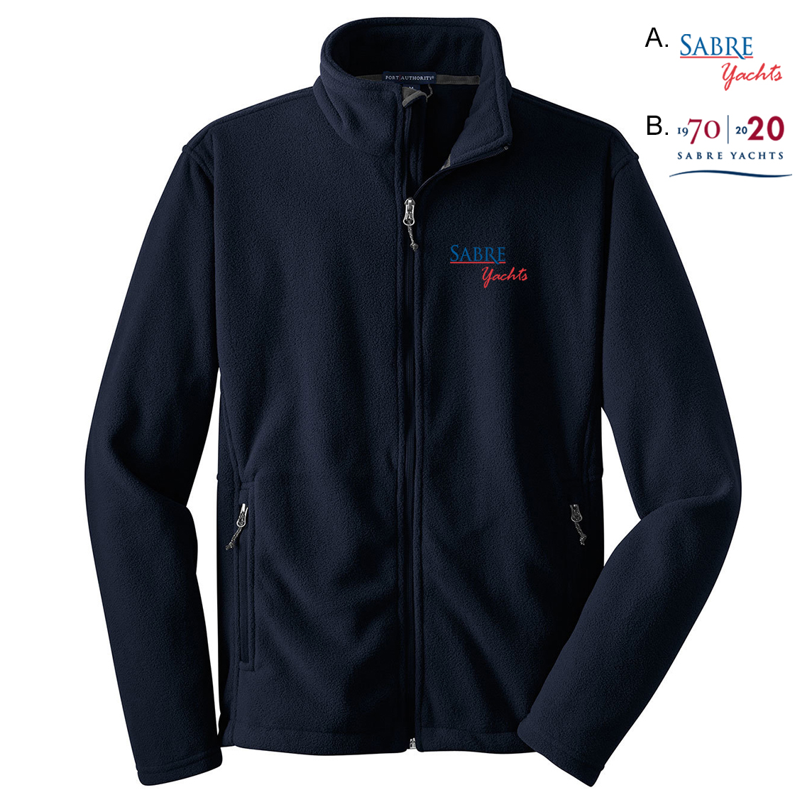 Sabre Yachts - Men's Value Fleece Jacket