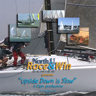 NORTH U RACE & WIN UPSIDE DOWN IS SLOW DVD