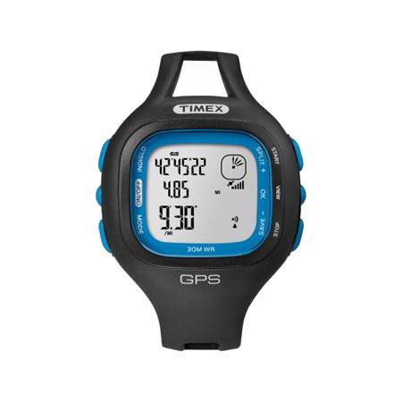TIMEX MARATHON GPS WATCH AQUA BLUE (T5K639F5)