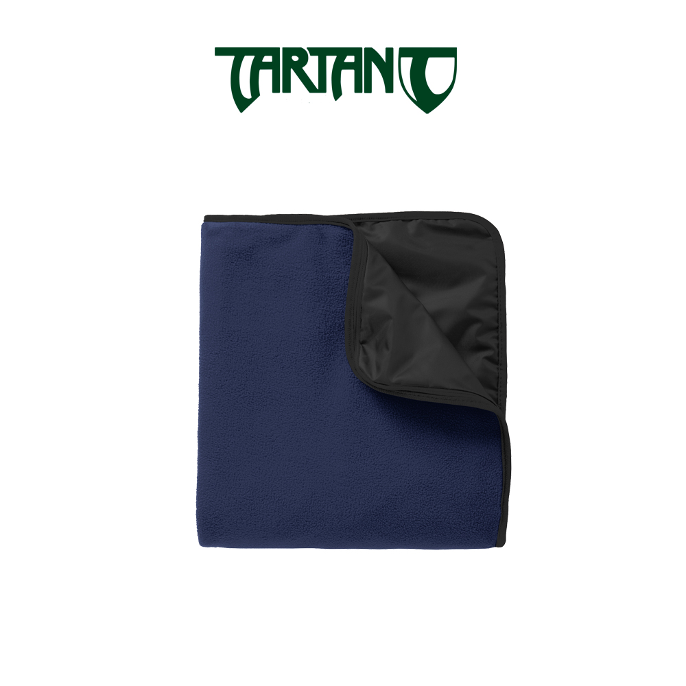 Tartan Yachts - Shelled Fleece Blanket