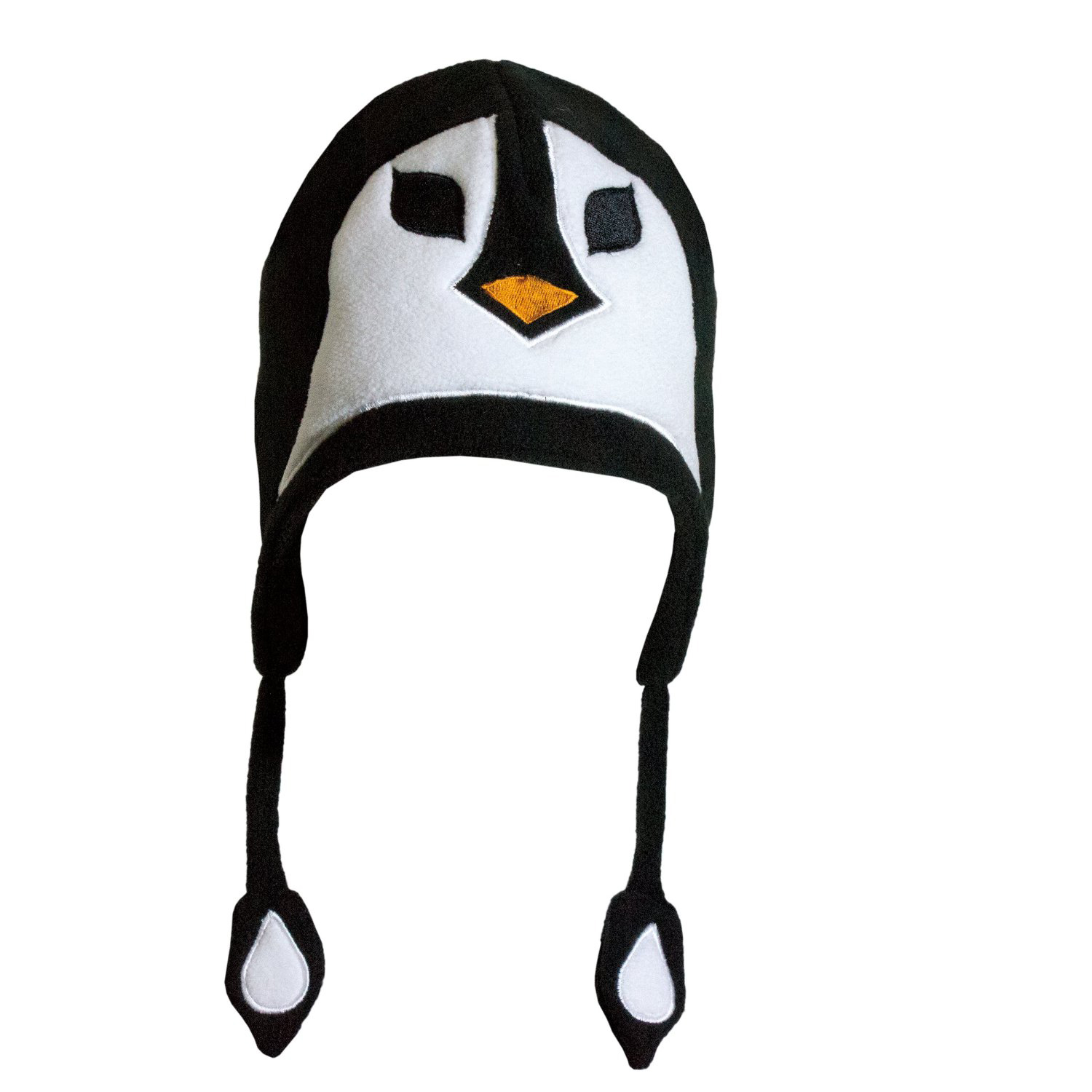 TURTLE FUR KIDS QUINN PENGUIN HAT (542855)