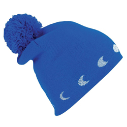 TURTLE FUR REFLECTIVE MOON PHASE BEANIE (660855)