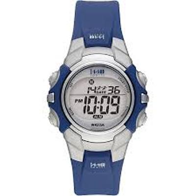 TIMEX 1440 SPORTS DGTL BLUE SILVER (T5J131)