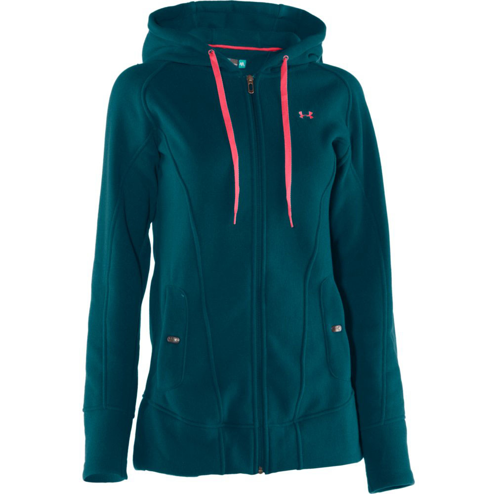 UNDER ARMOUR WOMENS WINTERSWEET FZ HOODY (1209704)
