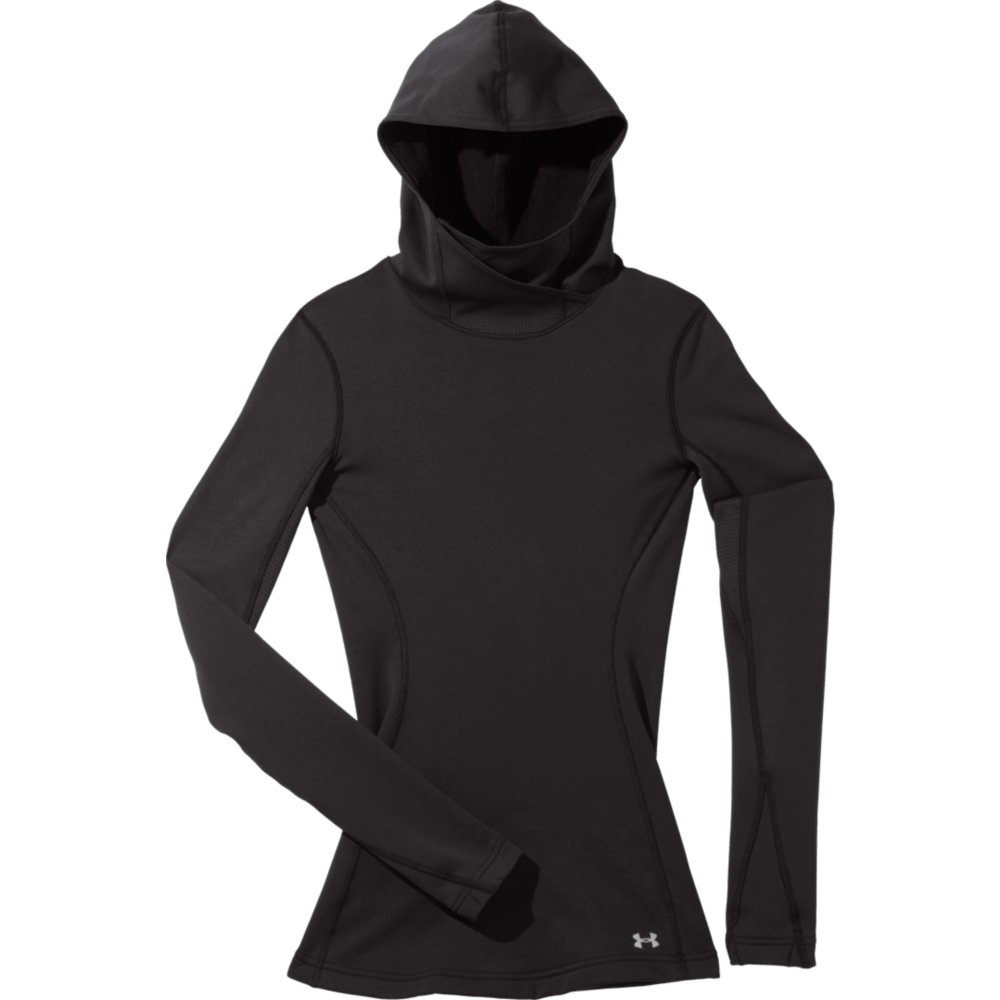 UNDER ARMOUR W'S ARMOUR STRETCH HOODY (1238238)