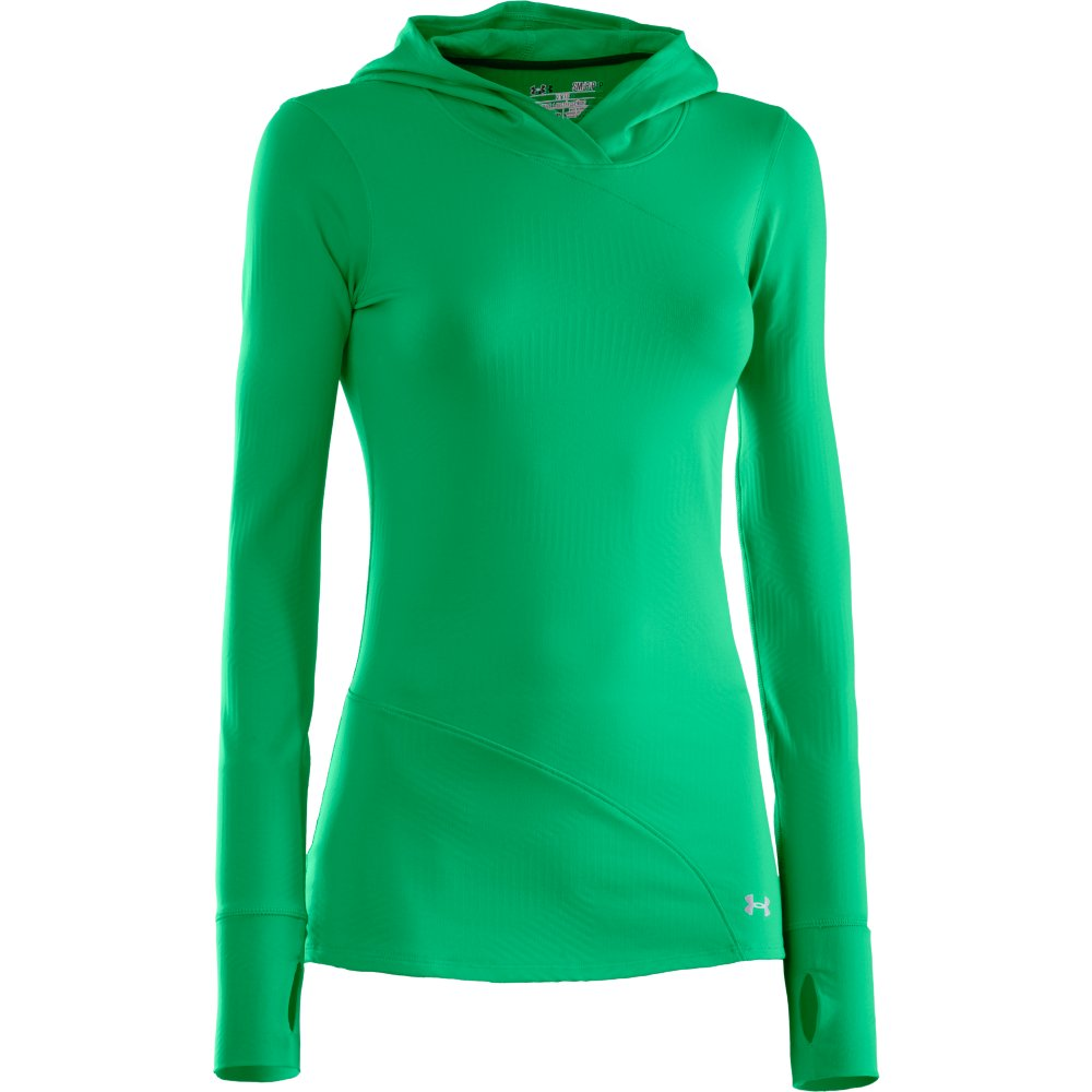 UNDER ARMOUR W'S COLDGEAR INFRAED HOODY (1238259)